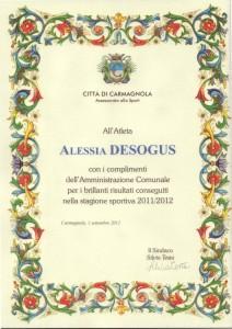 Alessia Desogus