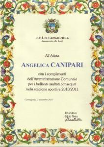 Angelica Canipari