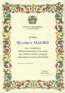 Beatrice Mauro