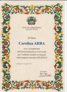 Carolina Arba