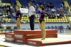 Chiara Andreetta, II VOLTEGGIO; Martna Perlo, III (1)