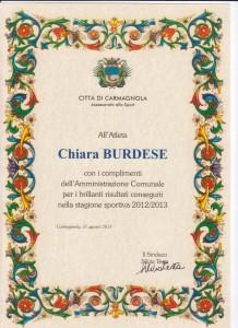 Chiara Burdese
