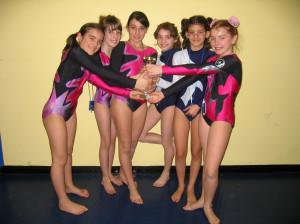 Francesca Aleotti, Anna Panero, Carmela Machì, Giulia Vacca, Angelica Canipari e Alessia Desogus.