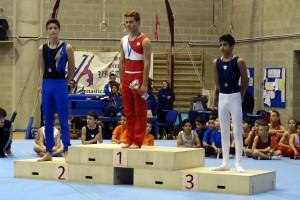 IMG_1479 Giorgio Carando 2^ classificato assoluto