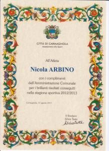 Nicola Arbino