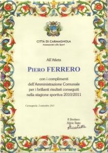 Piero Ferrero