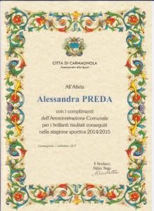 Alessandra Preda