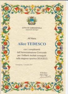 Alice Tedesco