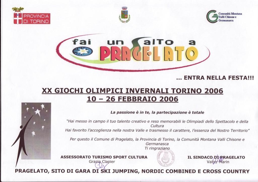 Giochi invernali Torino 2006
